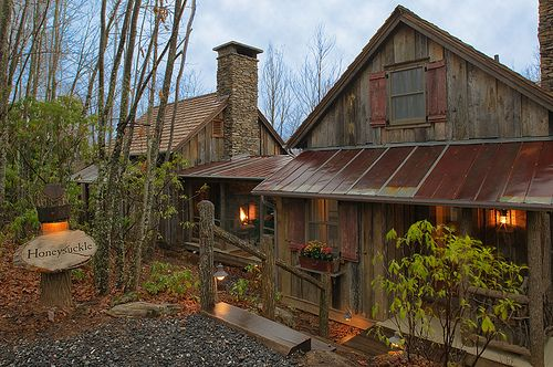 Love These Little Rustic Cottages At Balsam Mountain Preserve In Sylva NC Guest Cottage