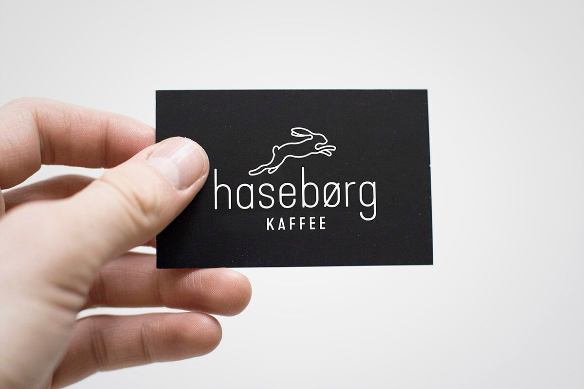 haseborg kaffee logo by CKGD | Grafikdesign & Illustration ...