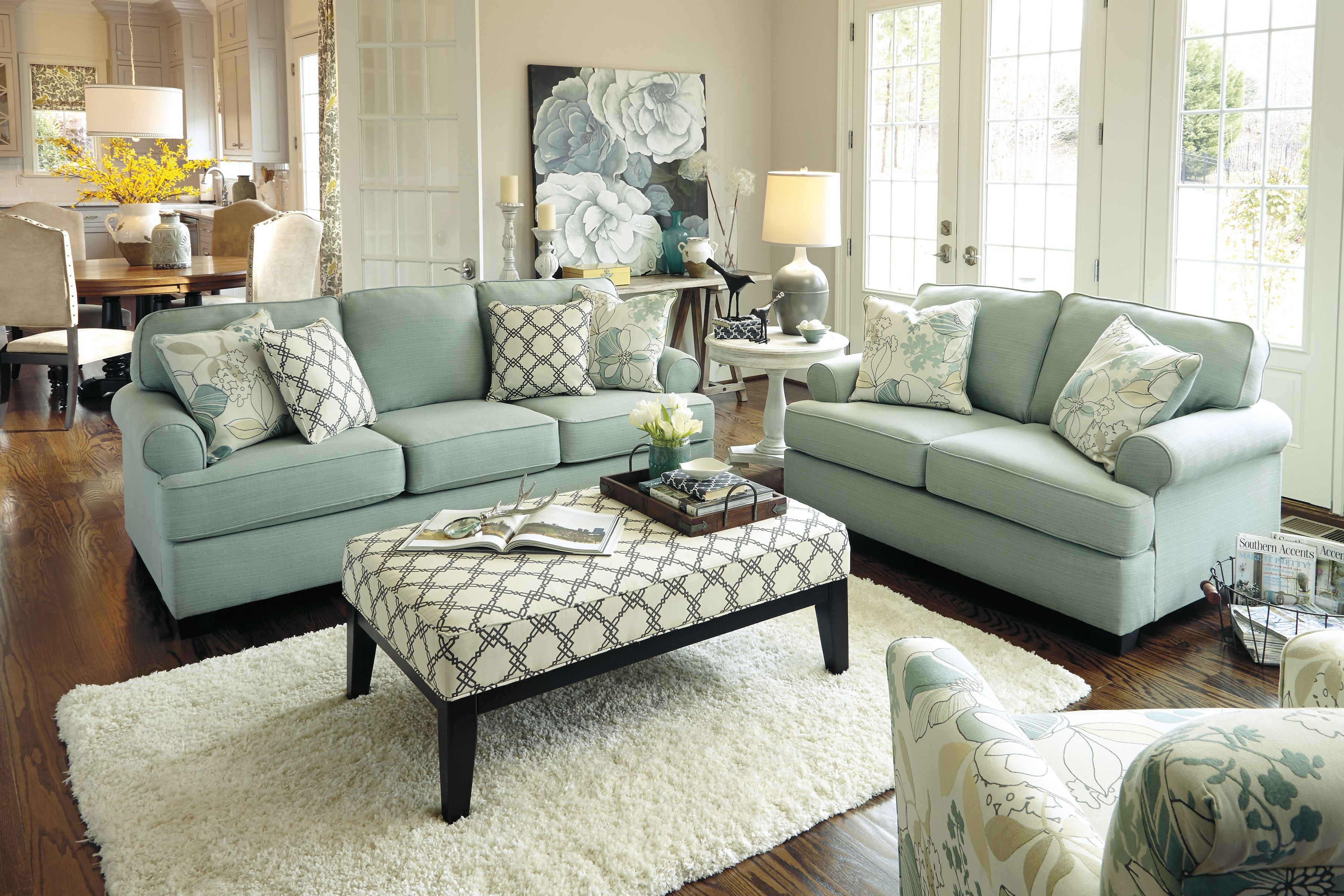 images about ASHLEY gallery on Pinterest Upholstery