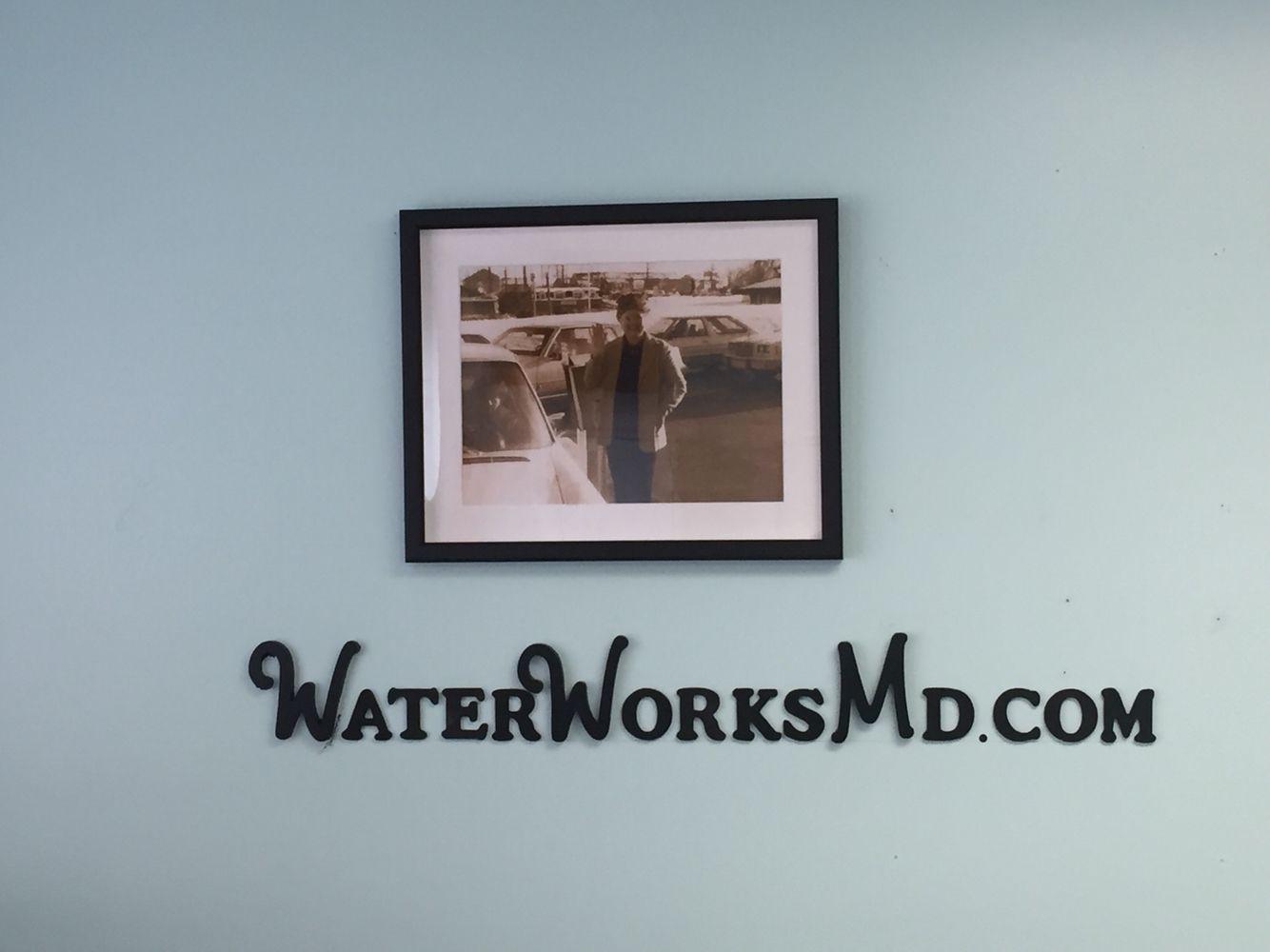 Catonsville Waterworks, Car wash, Home decor