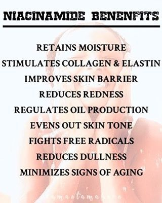 3 Likes 2 Comments Aea Amaetamabere On Instagram Niacinamide Vitamin B3 Benefits Of The Skin Aea Skin Care Benefits Skin Facts Even Out Skin Tone