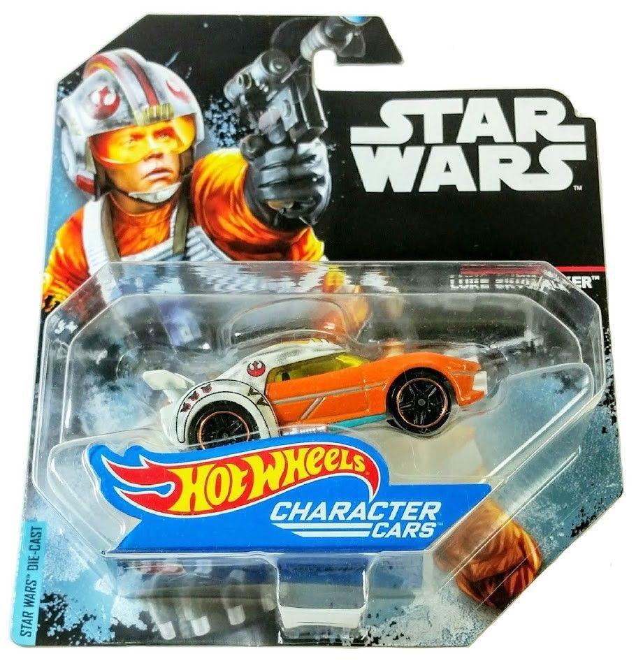 Moc Hot Wheels Star Wars Luke Skywalker 1 64 Character Car Hotwheels Hot Wheels Display Hot Wheels Display Case Hot Wheels [ 949 x 910 Pixel ]