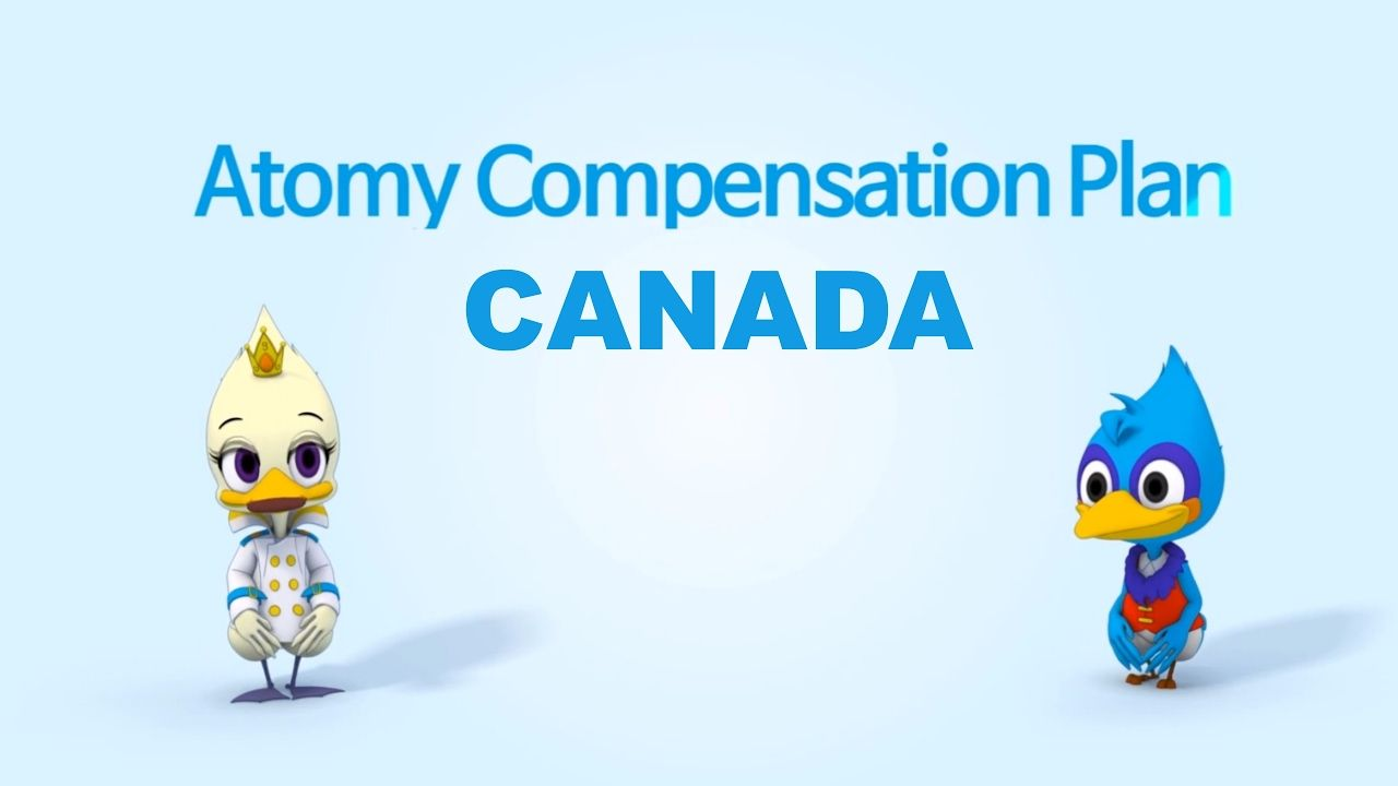 Atomy Compensation Plan Canada Plan Canada How To Plan Canada