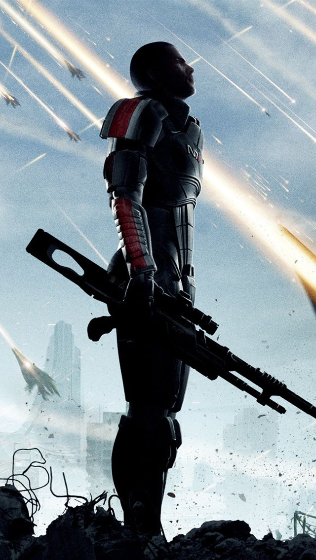 Mass Effect Mobile Wallpaper Mass Effect Obsessed Pinterest