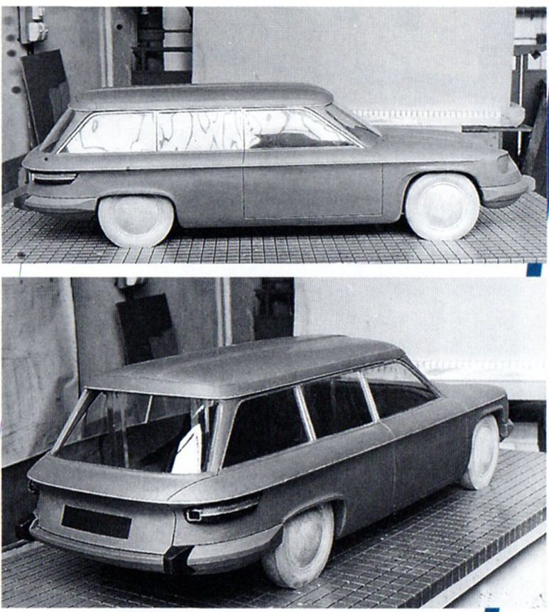 og panhard 24 break 2 portes plaster scale model v hicules cars pinterest maquettes. Black Bedroom Furniture Sets. Home Design Ideas