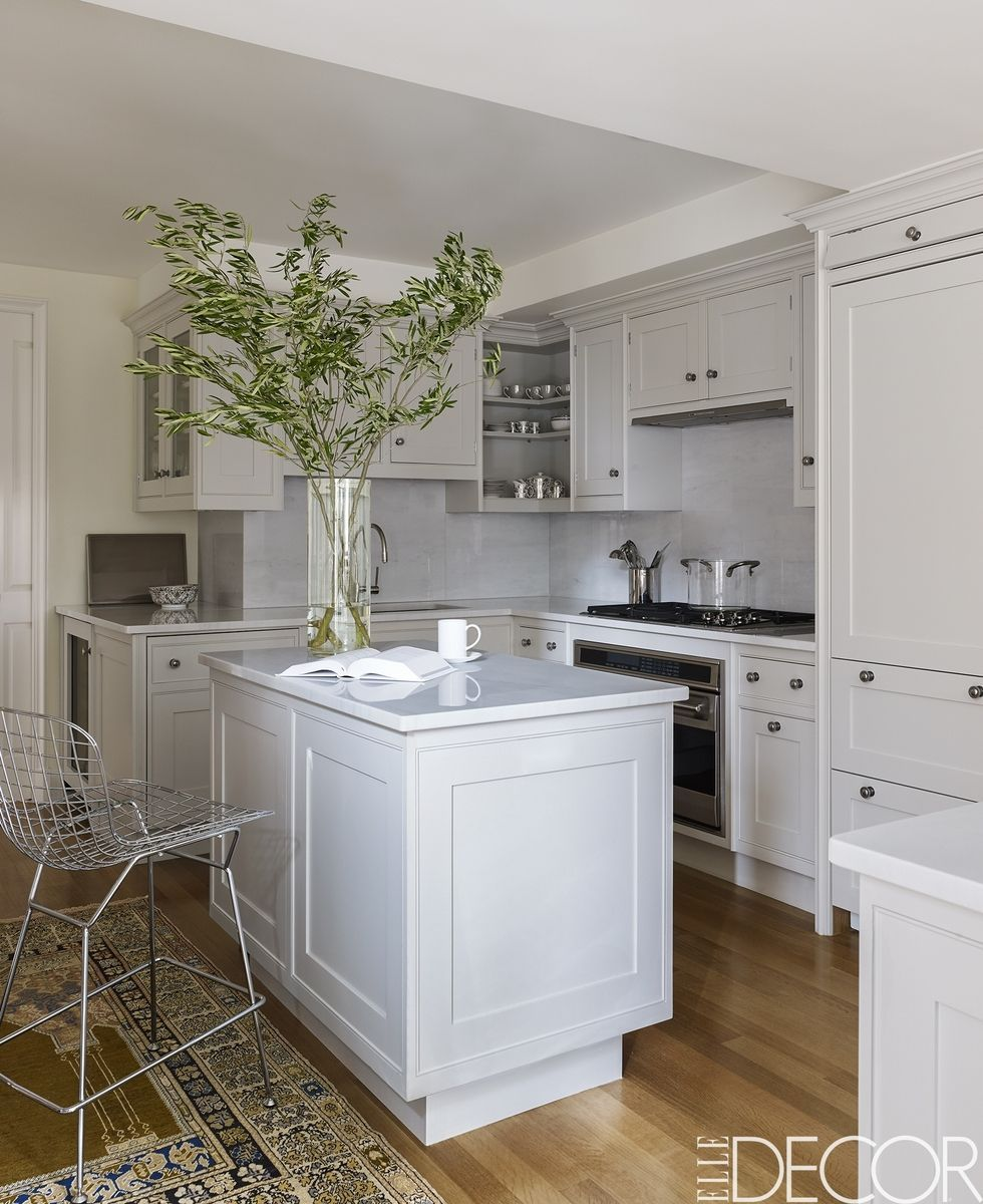 Pin by Dee Williams on Small Kitchen Ideas   Small white kitchens ...