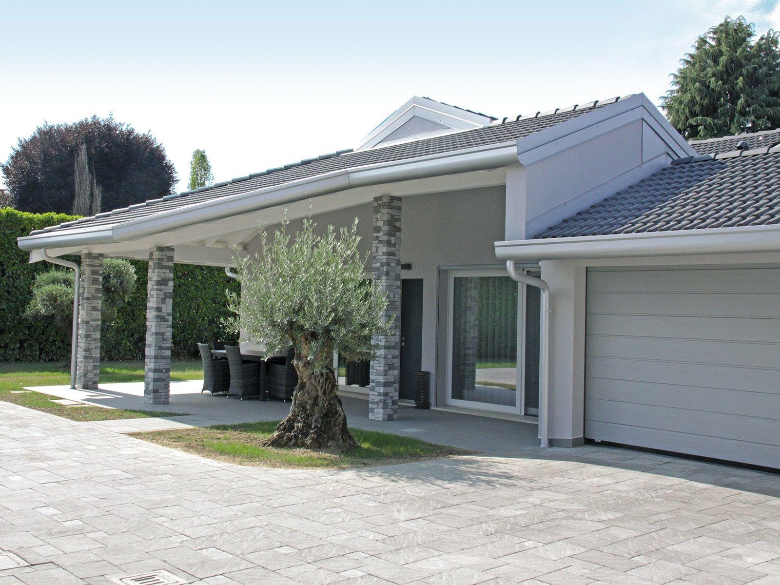 Villa In Legno Pognano Bg Nel 2020 Design Esterno Di Casa