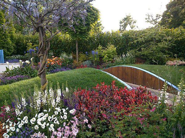Fiori perenni per avere un balcone o un giardino fiorito for Piante perenni per giardino