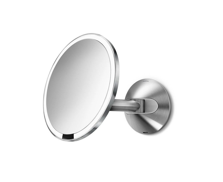 Sensor Mirror 8 Wall Mount 5x Magnification Miroir Maquillage