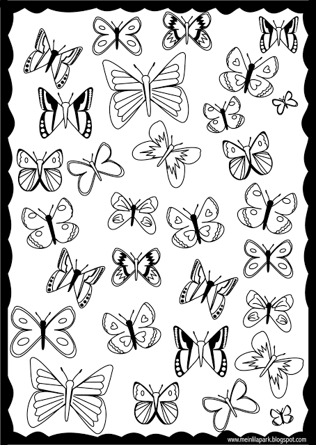 Diy Printables And Downloads Butterfly Coloring Page Printable Coloring Cards Butterfly Printable