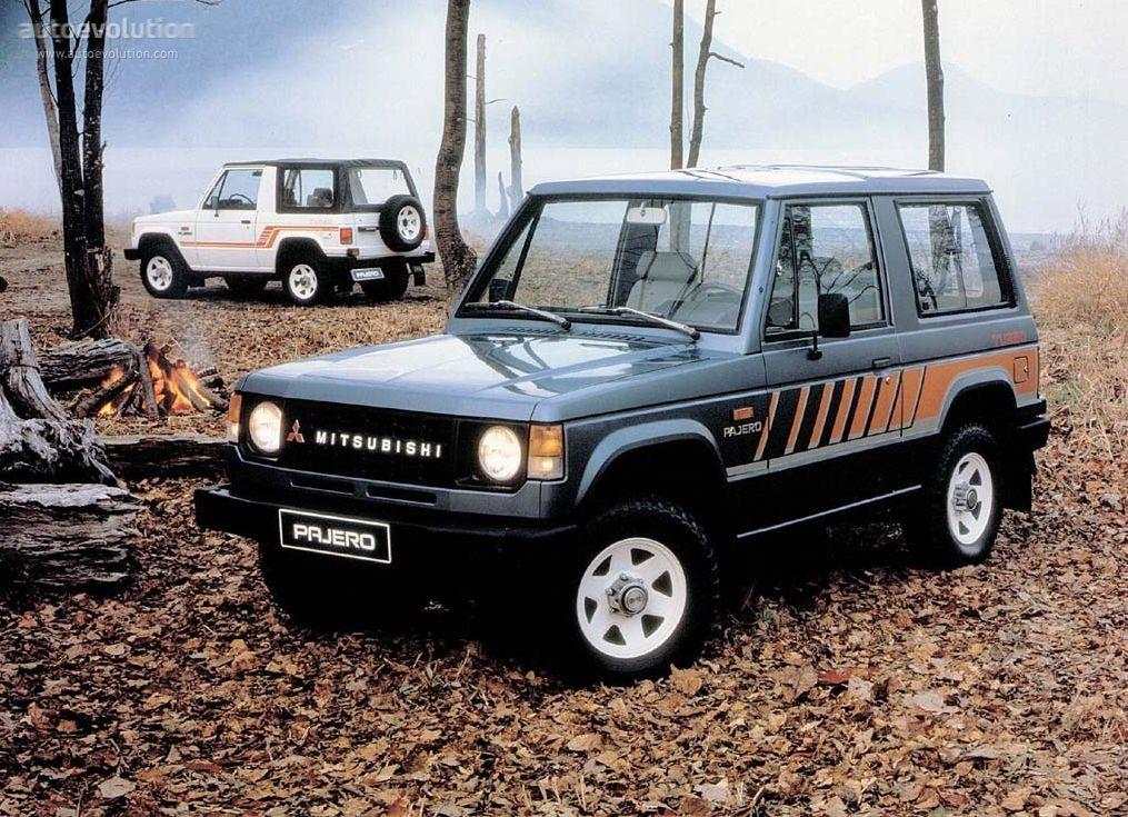 Mitsubishi Pajero 3 Doors 1982 1983 1984 1985 1986 1987 1988 1989 1990 1991 Mitsubishi Pajero Mitsubishi Cars Mitsubishi