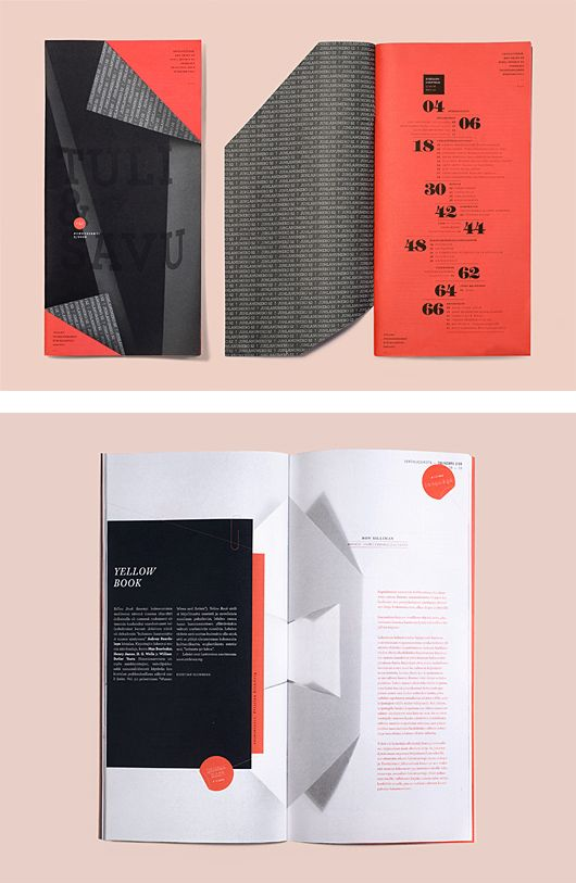 Tuli & Savu Magazine by Lotta Nieminen and Janine Rewell | Inspiration Grid | Design Inspiration