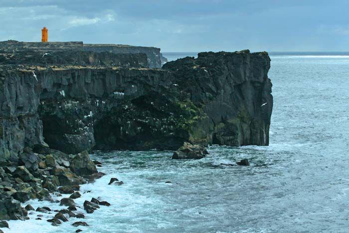 Isländische Ostküste