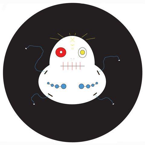 EggEye Sticker