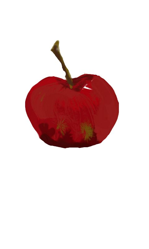 Red Apple Screensaver.