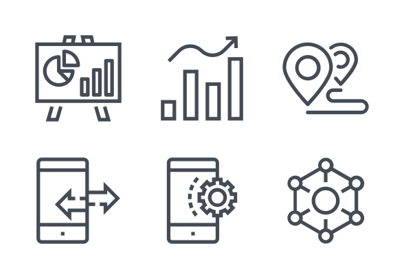 Reports And Analytics Icons By Ruma Entertainment Entertaining Analytics Online Education