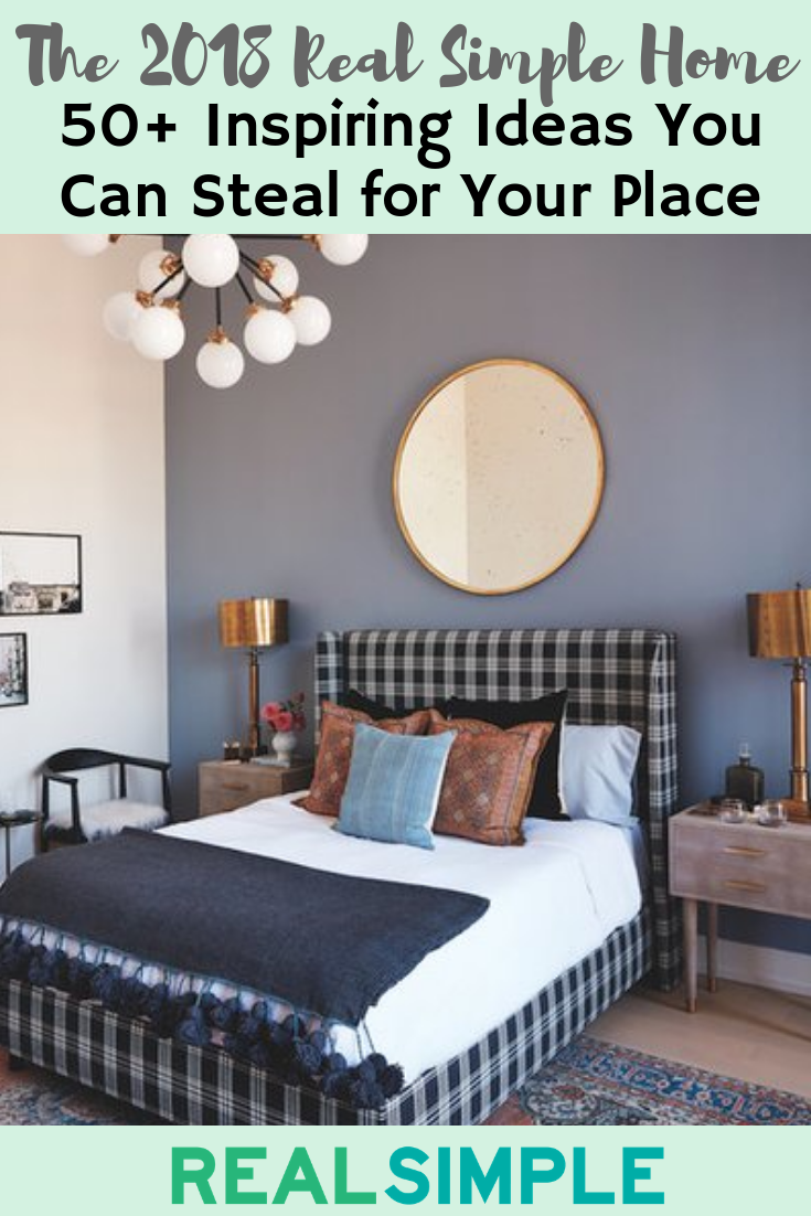 Here it is the real simple home see inspiring ideas you