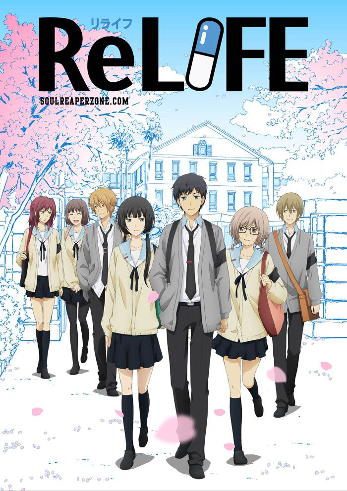 ReLIFE Bluray [BD] Episode 0112 H264 480p 720p English