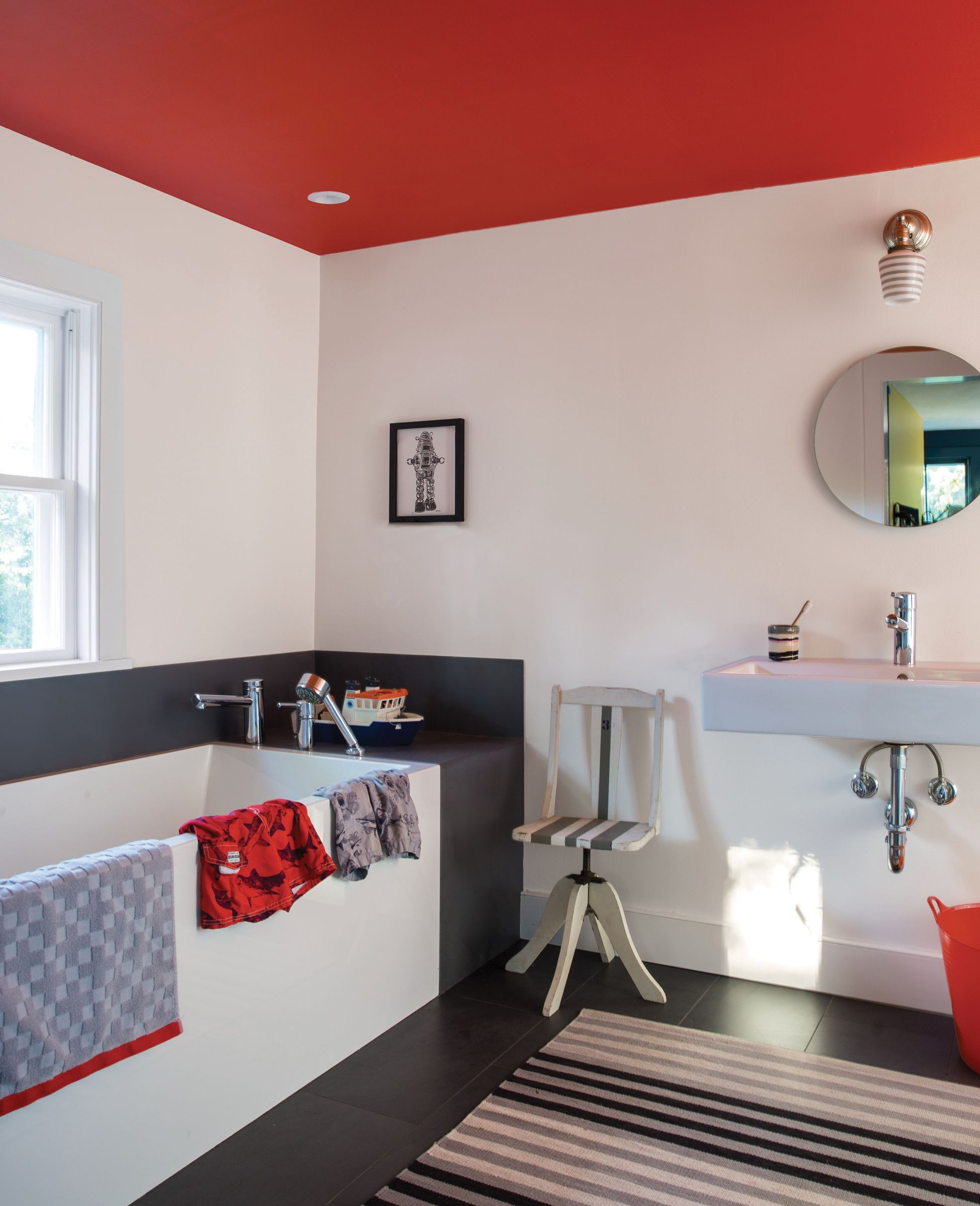Bathroom Paint Color Ideas Inspiration Benjamin Moore Red Decor Colors