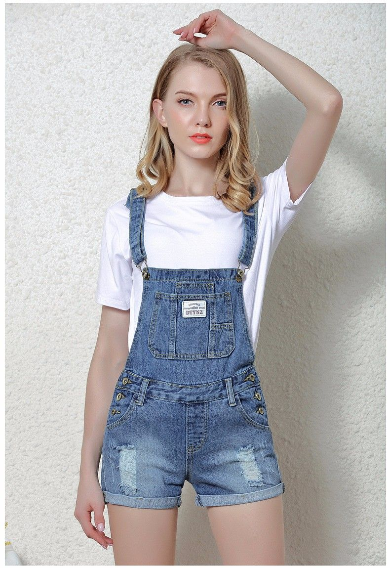 9e66a09be61 Jk350 2017 New Pattern Jeans Pants Denim Overalls Jeans Pants Women  Jumpsuits Sexy Stocks - Buy Classic Style Girls Adjustable Shoulder Straps  Overalls ...