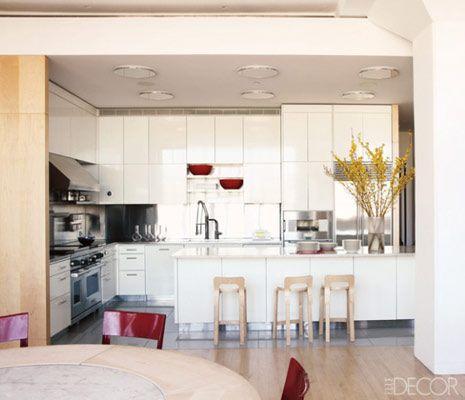 A MANHATTAN KITCHEN DESIGNED BY LEE MINDEL | Kitchens We Love ...