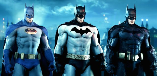 New Batman: Arkham Knight Skins Revealed Including Michael ...