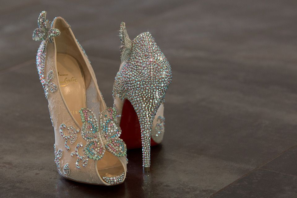 ada9359b53d christian louboutin cinderella shoes prices | Wedding Shoes ...