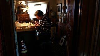 Handmade Portraits: Brooklyn Watches, via YouTube.