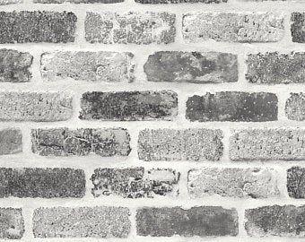 Wallpaper Peel And Stick Brick Peel And Stick Wallpaper