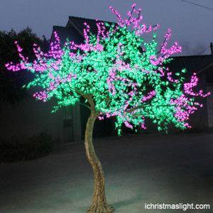 Led Japanese Cherry Blossom Tree Light Ichristmaslight Japanese Cherry Blossom Cherry Blossom Tree Light Up Tree