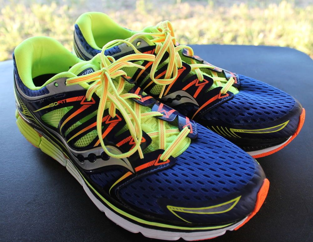 Saucony Iso Series PWR Grid Running