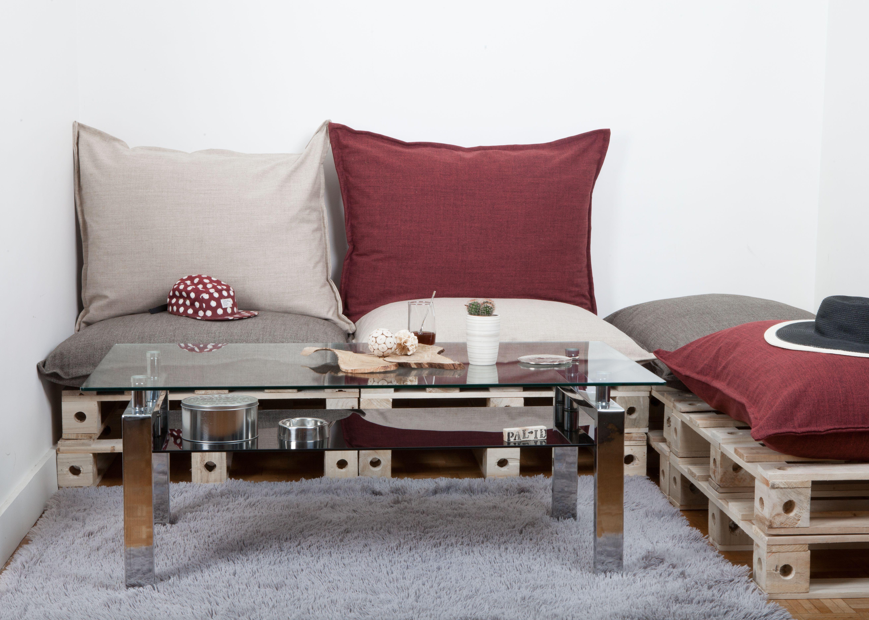 ce canap ne n c ssite aucun syst me d 39 attache r cup rez les deux banquettes et alignez les. Black Bedroom Furniture Sets. Home Design Ideas