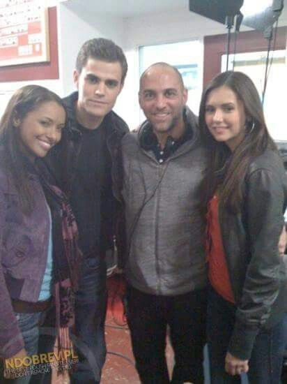 Nina,Kat and Paul
