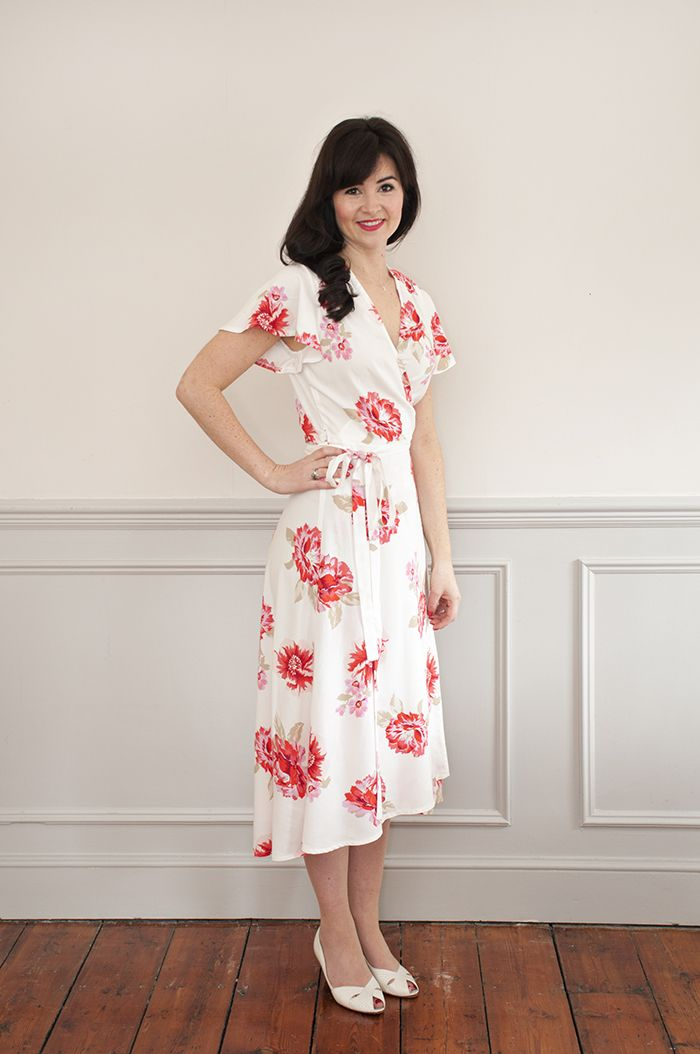 Eve Dress Sewing Pattern | Pinterest | Dress sewing patterns, Sewing ...