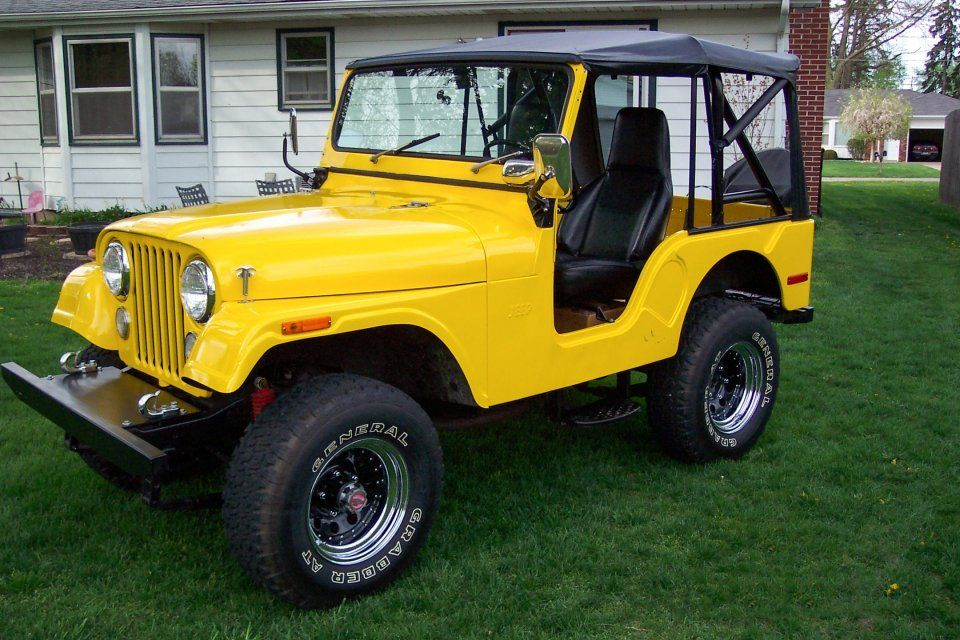 1970 Cj 5 Jeep Photo Submitted By Mike De Jong Willys Jeep