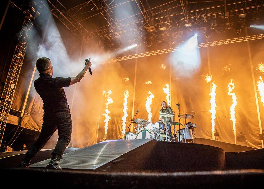Photos and Highlights From Rock USA 2018 July 1214 at