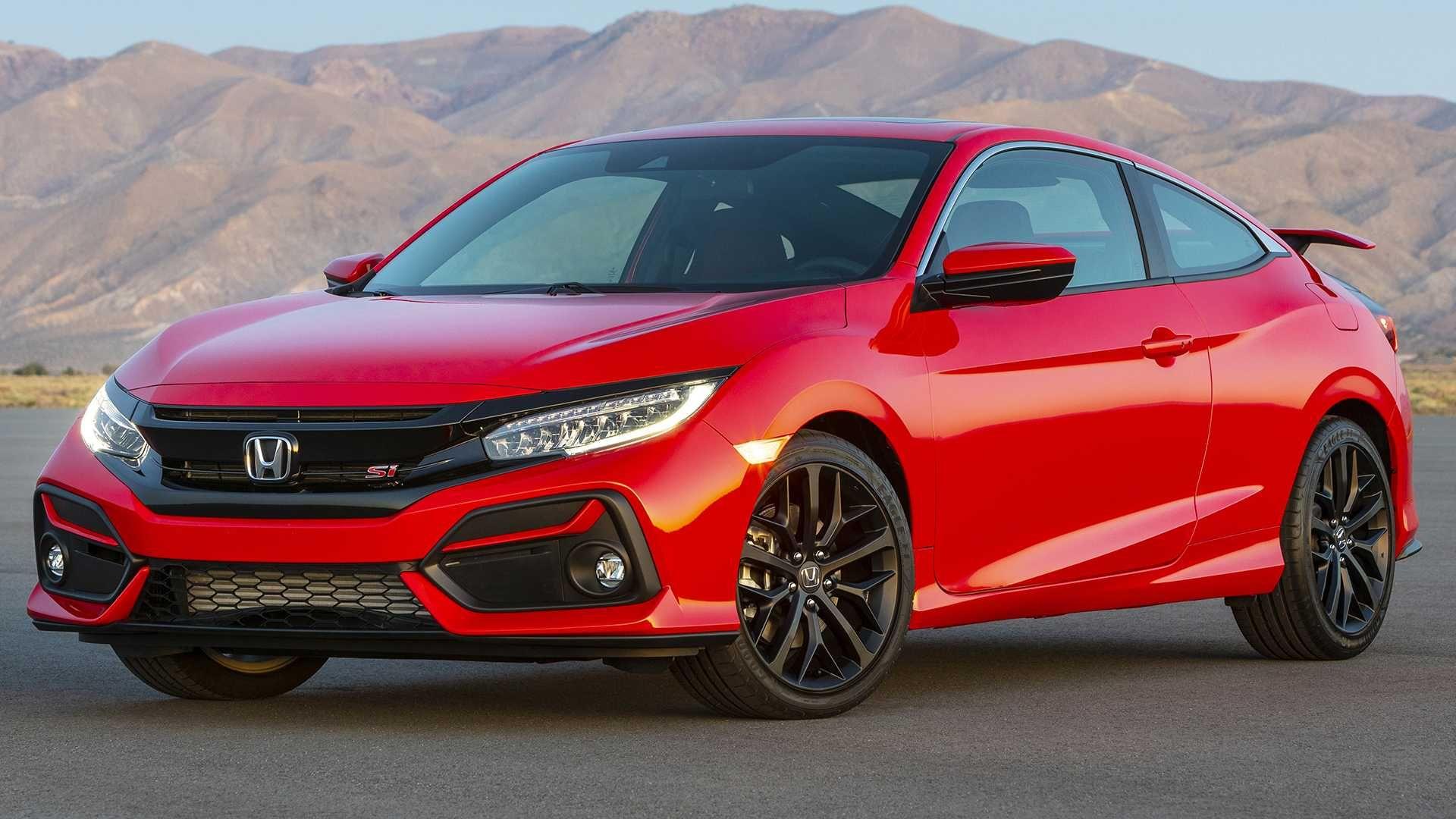 2020 Honda Civic Si Reviews cars honda civic