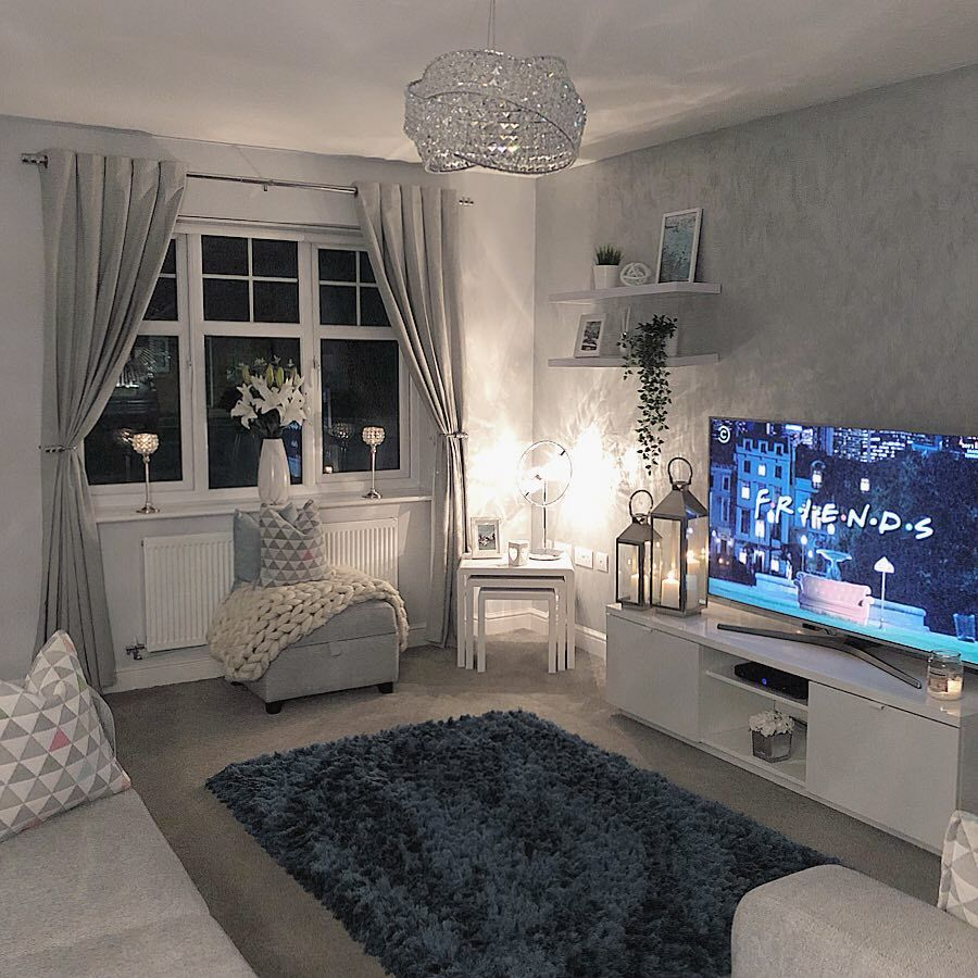Getting It Right With A Cosy Living Room: Cosy Evening . It's Always Good To Get Monday Out Of The