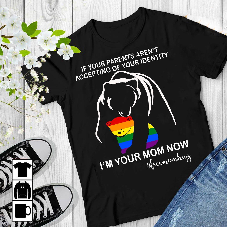 t-shirt Trust Me Im GAY pride interest lesbian LGBT custom made order