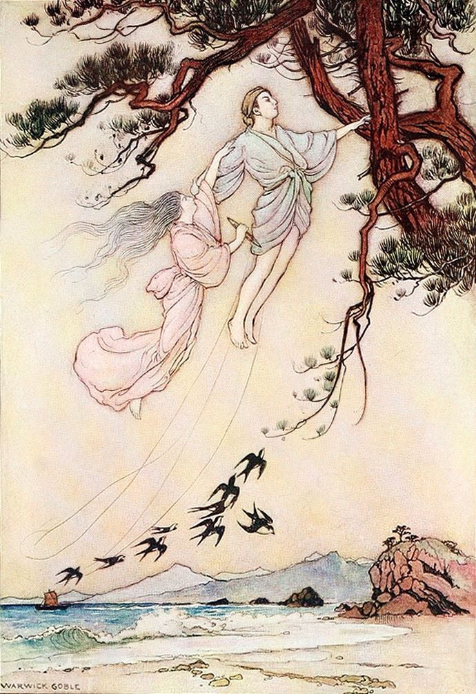 39++ Japanese fairies information