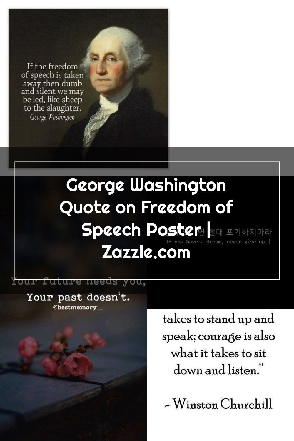 Freedom Quotes From George Washington
