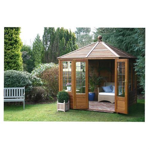 Traditional Garden House from Amdega Machin, Model: The Rutland ...