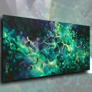 Alta Marea Oceano Pinturas Abstractas Arte Abstracto Moderno Abstracto Figurativo