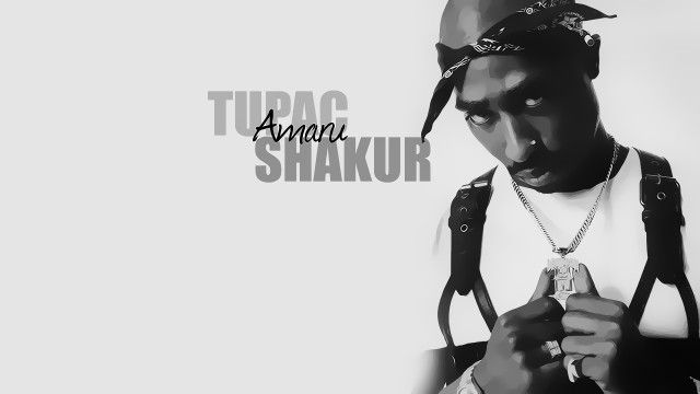 Tupac Wallpaper Free Download Tupac Amaru Shakur 1971