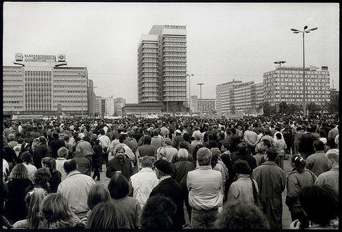 4 November 1989 East Berlin In 2020 East Berlin Berlin East Germany