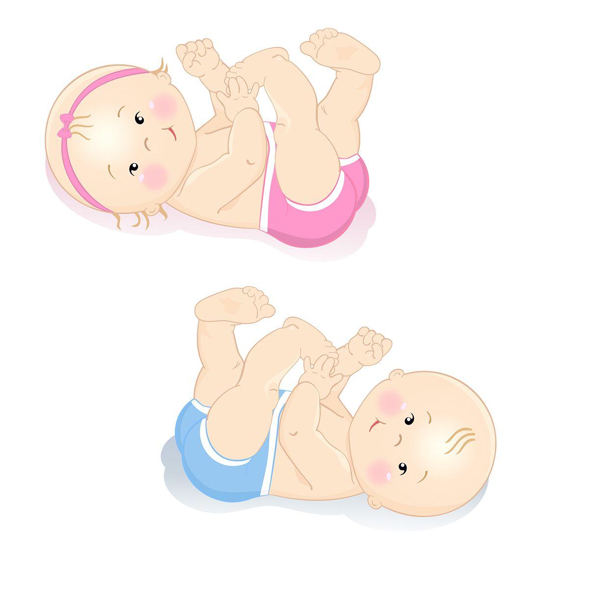 Cute Babies On Behance