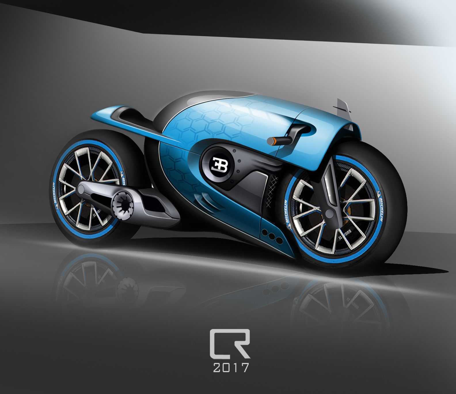 Bugatticonceptbikechallenge Concept Bike Challenge With Images