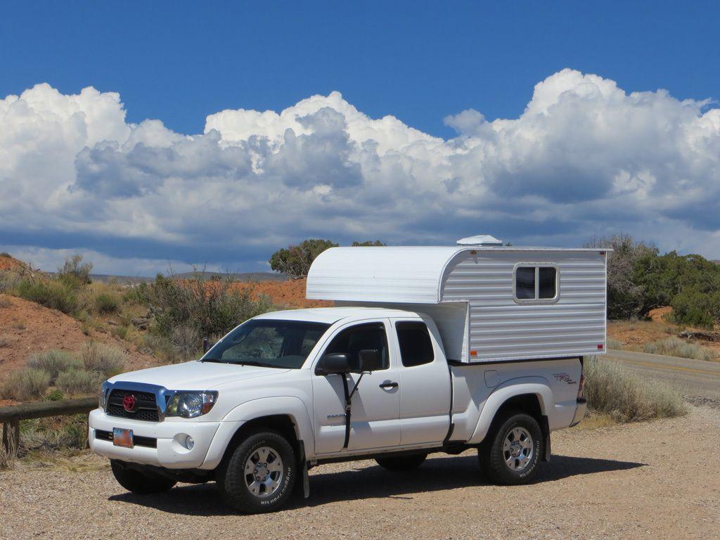 Build Your Own Camper Or Trailer Glen L Rv Plans Glen L Camper Slide In Truck Campers