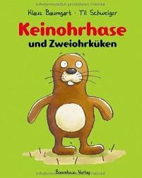 Til Schweigers berühmter Keinohrhase bekommt Unterstützung http://www.babys-und-schlaf.de/2012/07/keinohrhase-und-zweiohrkueken-k-baumgart-t-schweiger/ $12.99