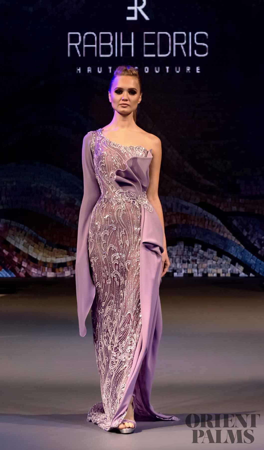 Rabih Edris  Abendkleider elegant, Kleiderstile, Designer
